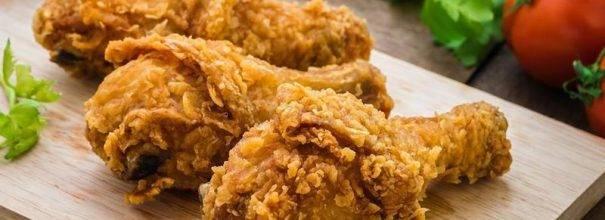 Куриные ножки в панировке (острые, как в кфс) - рецепты