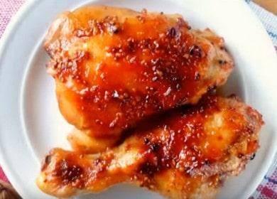 Куриные бедрышки барбекю - просто и вкусно!
