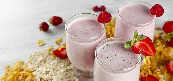 9 полезных рецептов  с сывороточным протеином