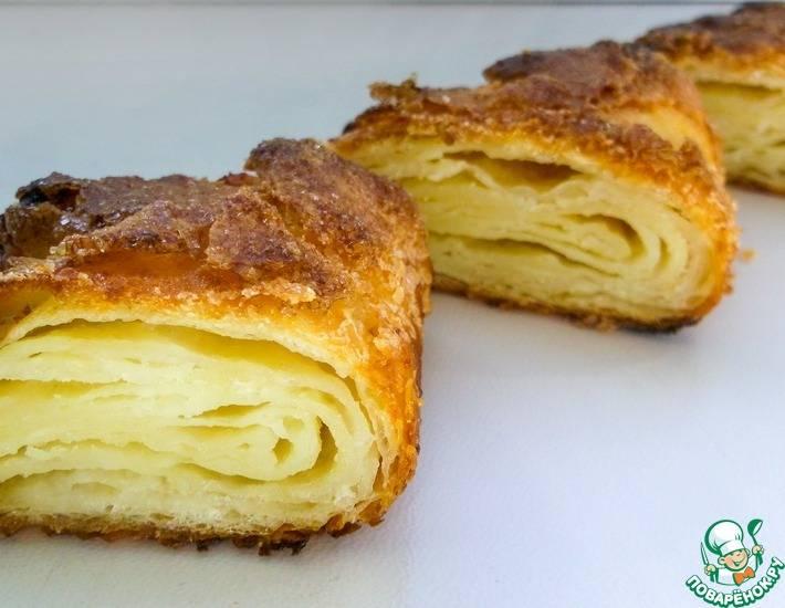 Печенье гусиные лапки - рецепт с фотографиями - patee. рецепты