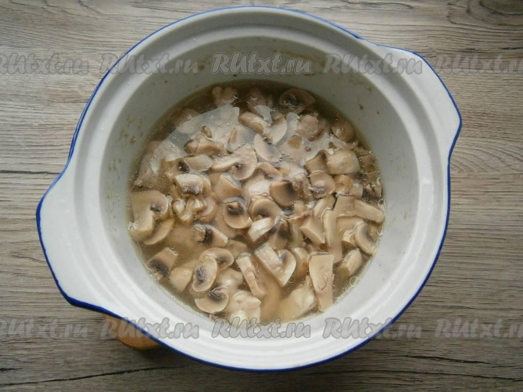 Жульен в духовке с курицей и грибами - 10 вкусных рецептов