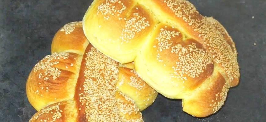Чиабатта по рецепту ришара бертине