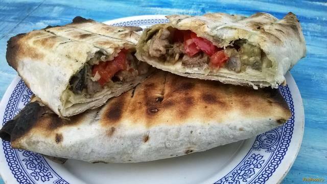 Шаурма по-домашнему с мясом: рецепт и фото