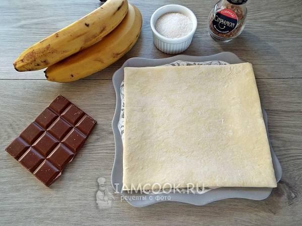 """Булочки """"хлеб с шоколадом"""""""