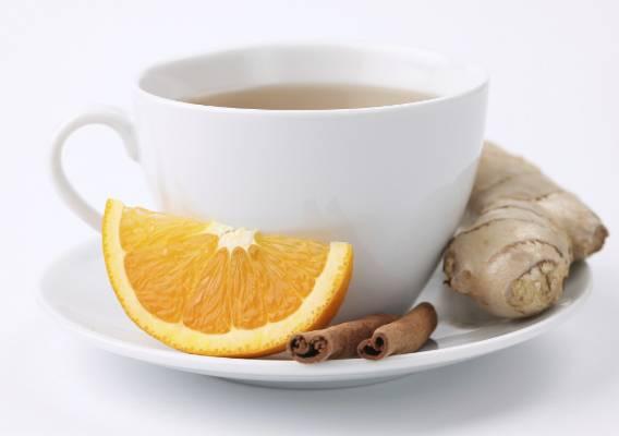 Как приготовить имбирный чай от простуды?