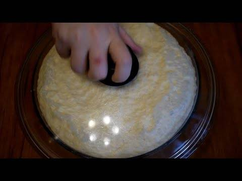 Дрожжевое тесто на воде - 50 домашних вкусных рецептов приготовления