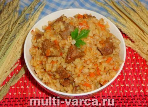 Булгур с фрикадельками - рецепт с фотографиями - patee. рецепты