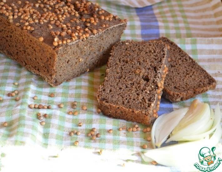 Бородинский хлеб: рецепт приготовления в домашних условиях