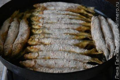 Панировка для жарки рыбы