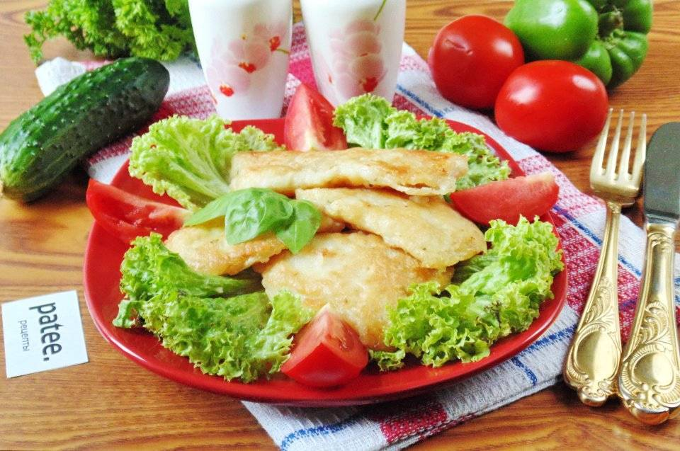 Пангасиус в кляре на сковороде, в духовке: рецепты с фото