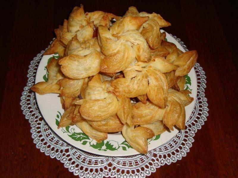 """Творожное печенье """"ракушки"""""""