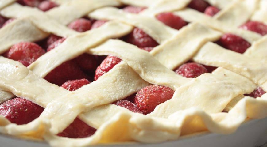 """Печенье """"клубника"""": рецепт с фото.  как приготовить печенье без выпечки, с вареньем и с замороженной клубникой печенье земляничное"""