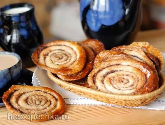 Кулинария мастер-класс рецепт кулинарный быстрый торт из слоеного печенья продукты пищевые