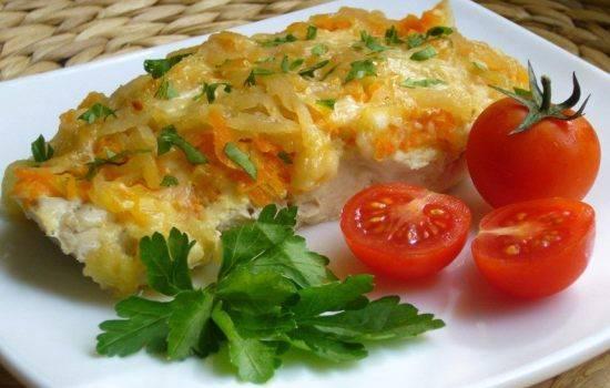 Филе минтая в духовке: 8 отличных рецептов |