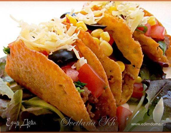 Тако: популярный рецепт блюда мексиканской кухни. как приготовить тако?