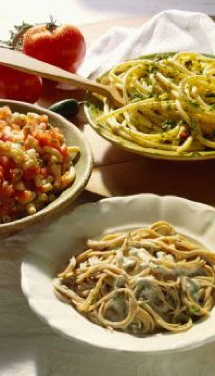 Итальянский соус к пасте из цуккини и пряных трав