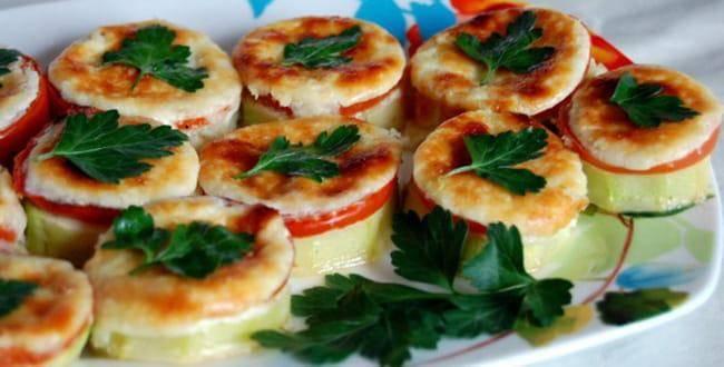 Котлеты из кабачков с фаршем: 4 самых вкусных рецепта