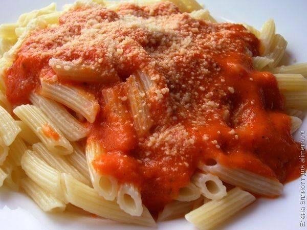 """Пенне с томатным соусом """"Итальяно веро"""""""