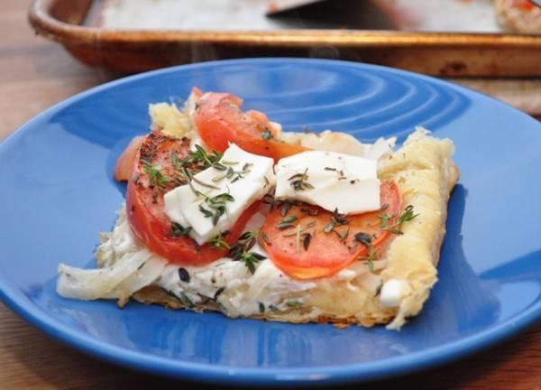 Мини-пицца на слоеном тесте - рецепты джуренко