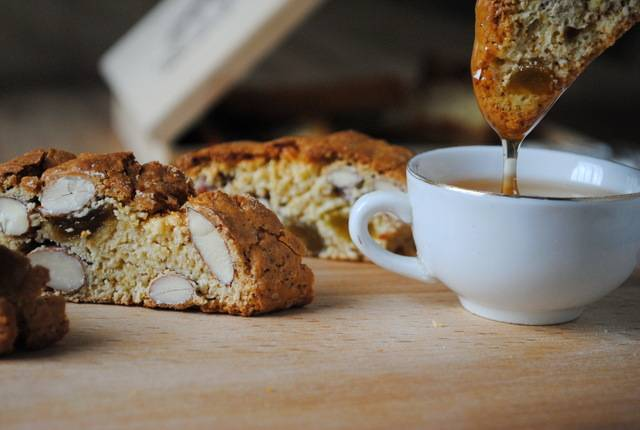 Бискотти — сухое печенье