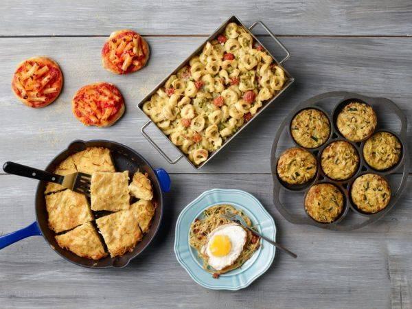 7 нескучных рецептов блюд из макарон