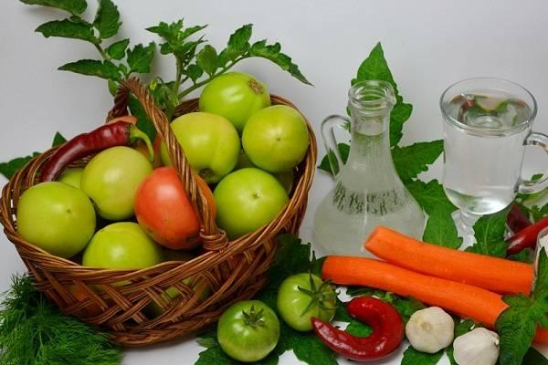 Простая и вкусная икра из зеленых помидоров на зиму — рецепт без стерилизации