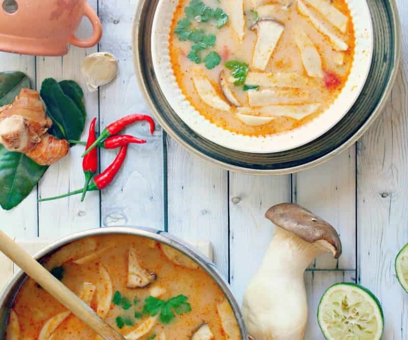 Как приготовить том ям в домашних условиях: классический рецепт и советы по приготовлению от тайских поваров