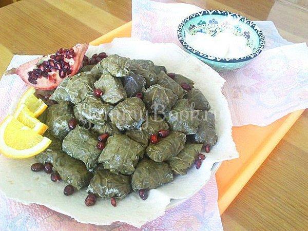 Армянская ленивая долма. Рецепт