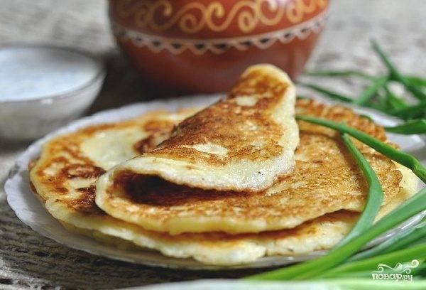 Картофельные блины: рецепт, начинка с пюре, луком, как приготовить тонкие, постные, на дрожжах, фото и видео