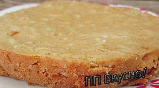 Заливной быстрый пирог с молодой белокочанной капустой, укропом и яйцом
