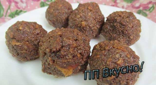 Рецепты пирожного картошка из печенья