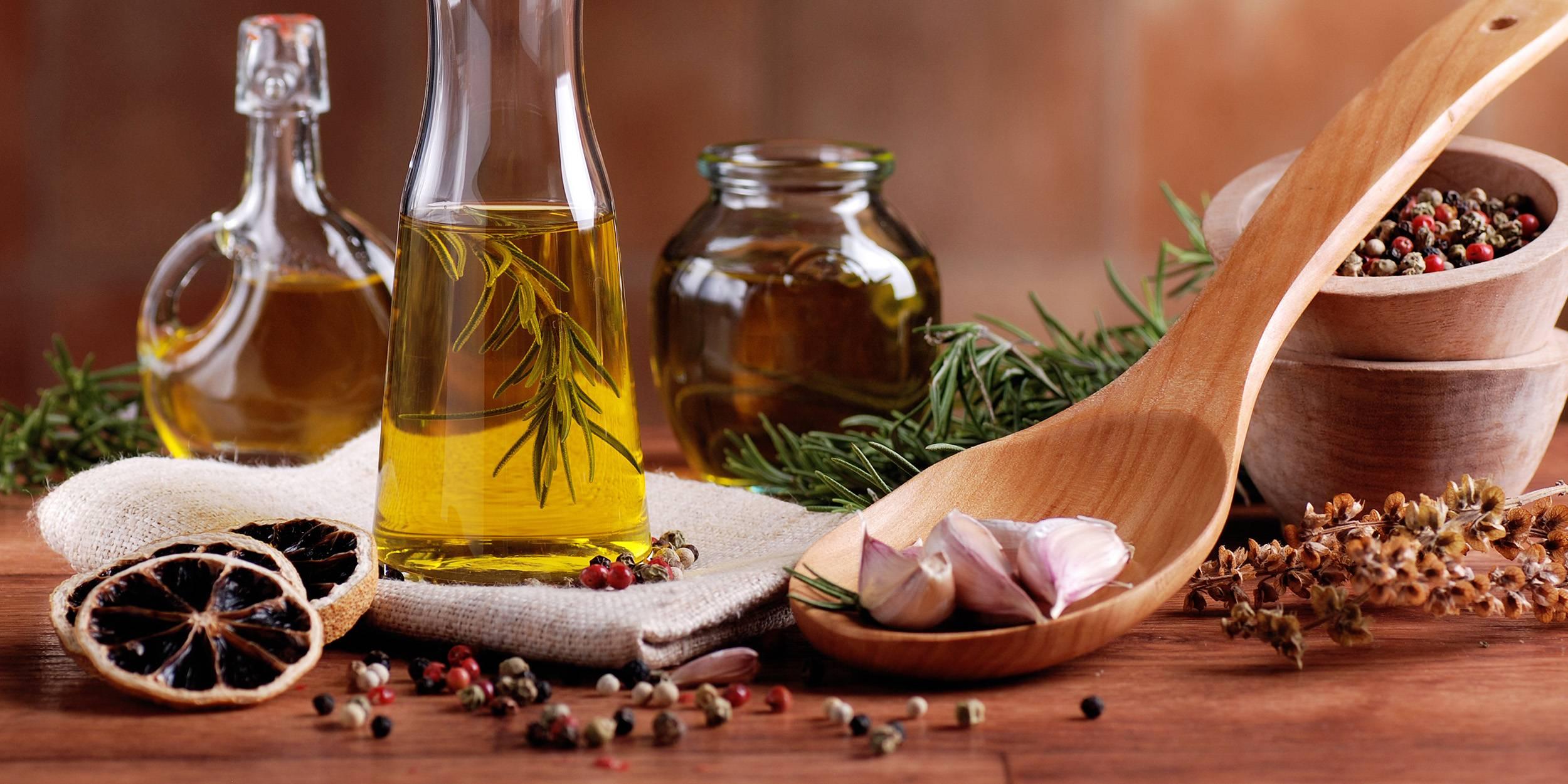 Чесночное масло - рецепты джуренко