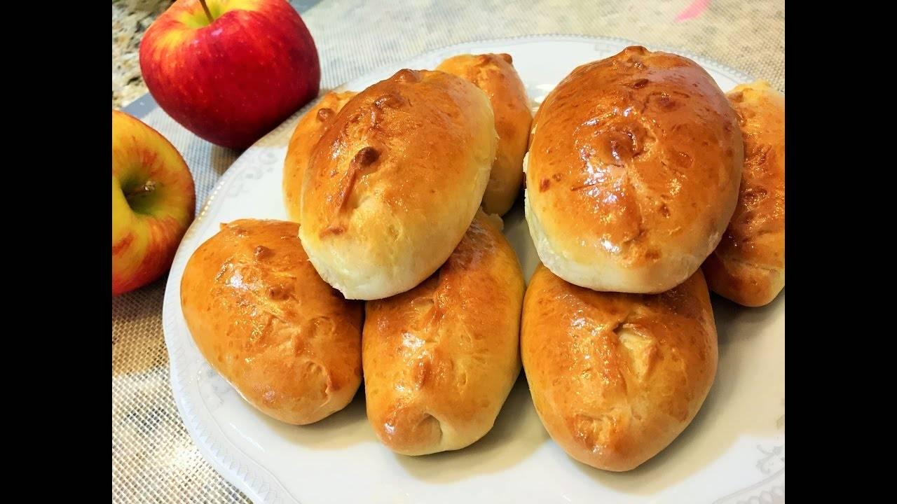 Пирожки с печенью и рубленым яйцом
