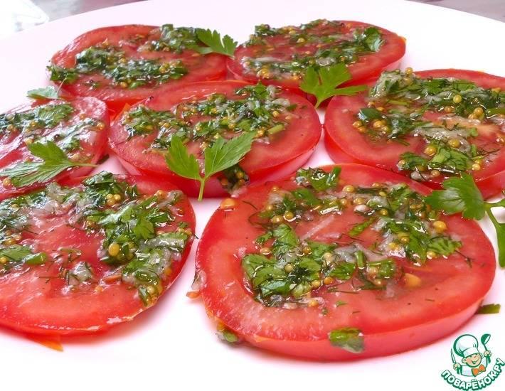 Соус из свежих помидоров для макарон