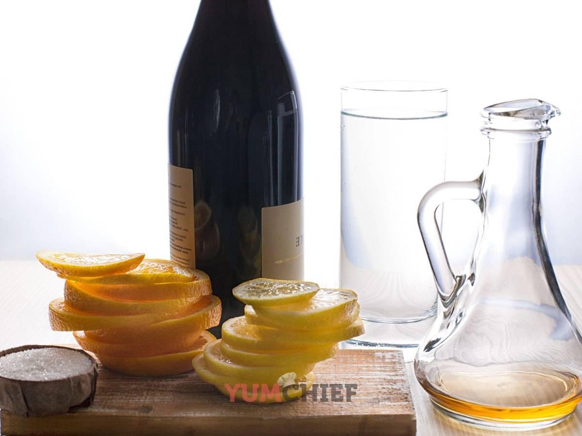 """Вино """"сангрия"""": рецепт. вино """"сангрия"""" в домашних условиях"""