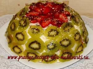 """Торт """"рыжик"""" со сметанным кремом - 15 пошаговых фото в рецепте"""