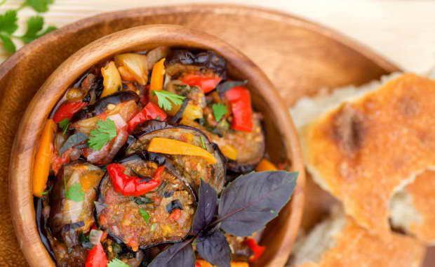 Аджапсандали: классический рецепт