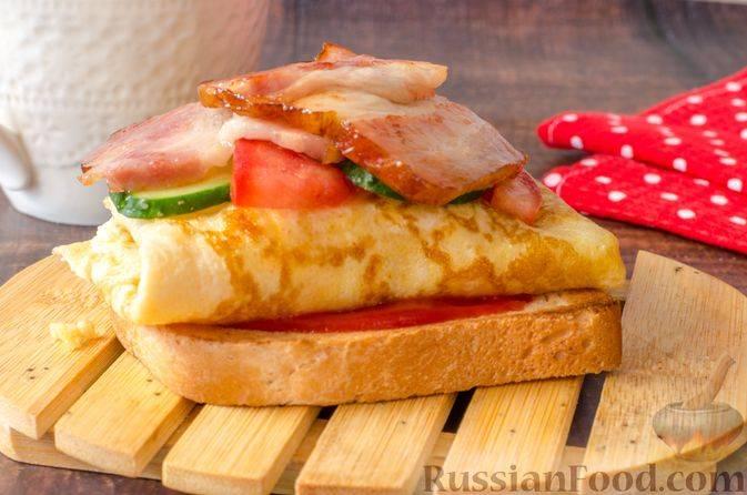 Пп бутерброды на завтрак и перекус