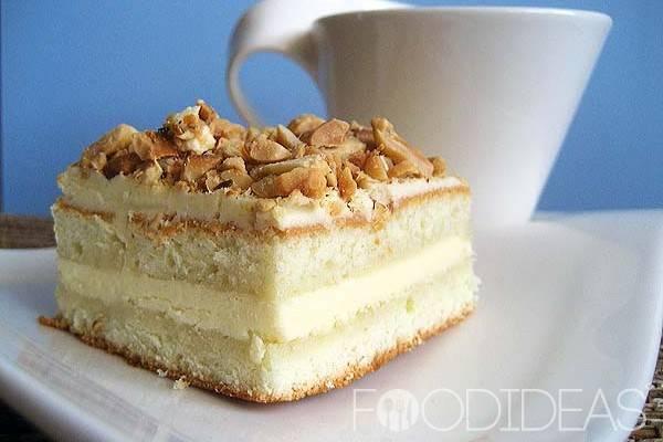 Самый пышный бисквит для торта
