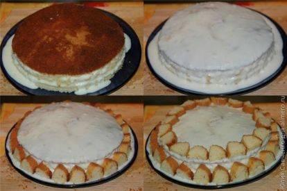 "Торт ""неженка"""