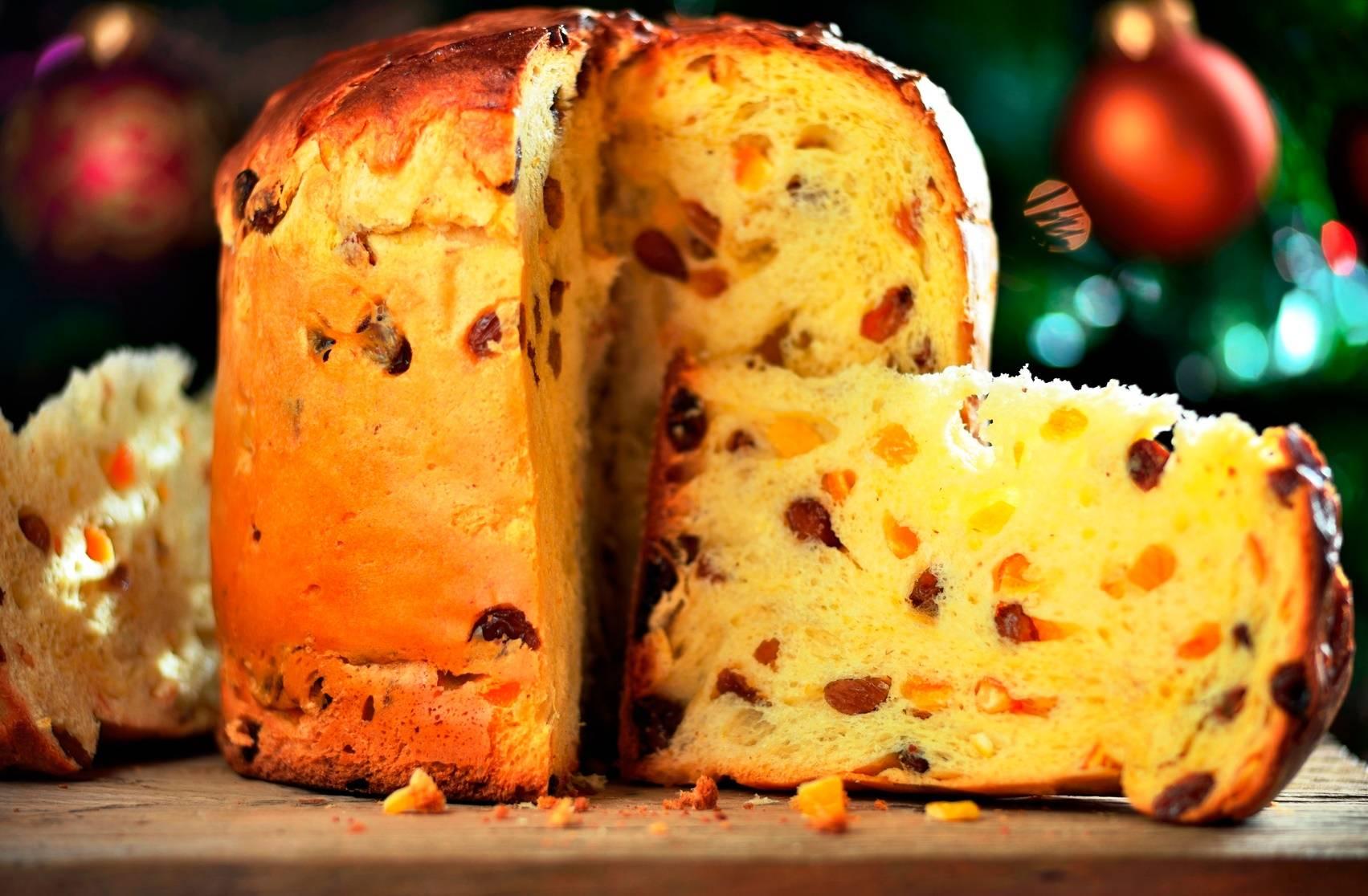 Пряный итальянский кекс
