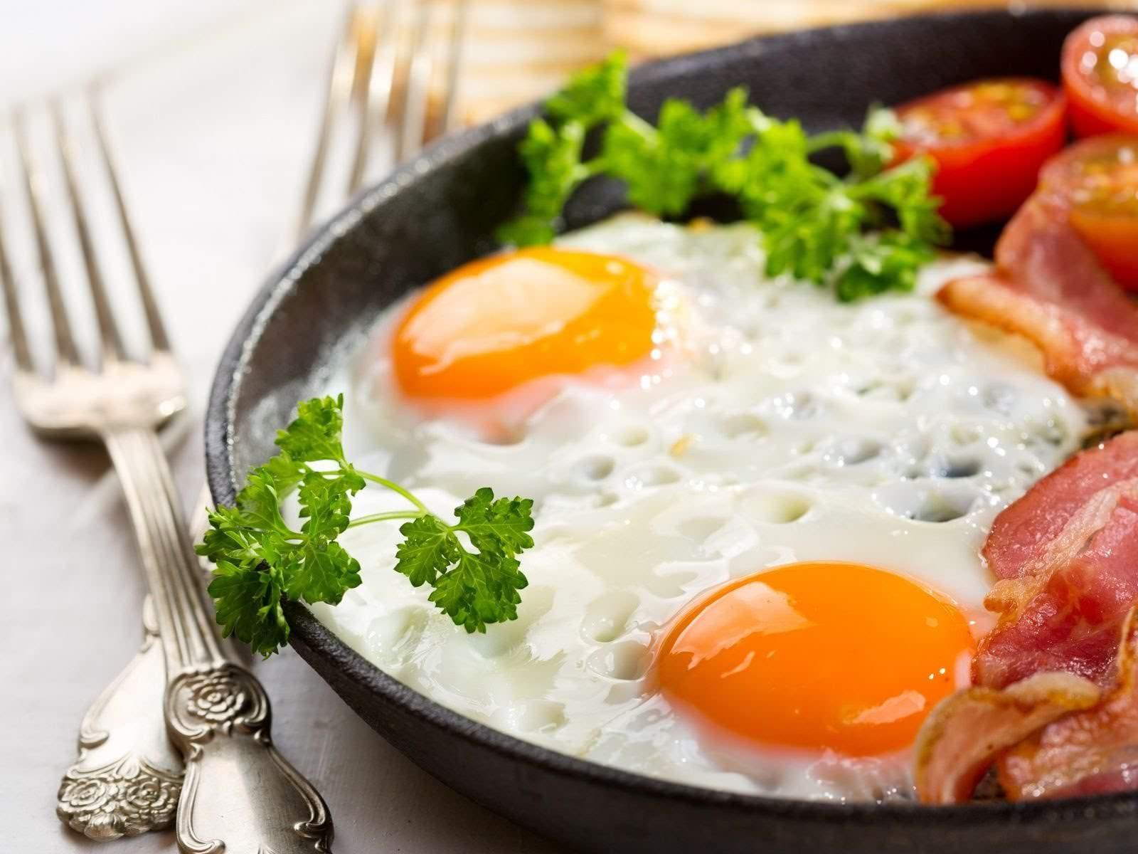 Шакшука на завтрак