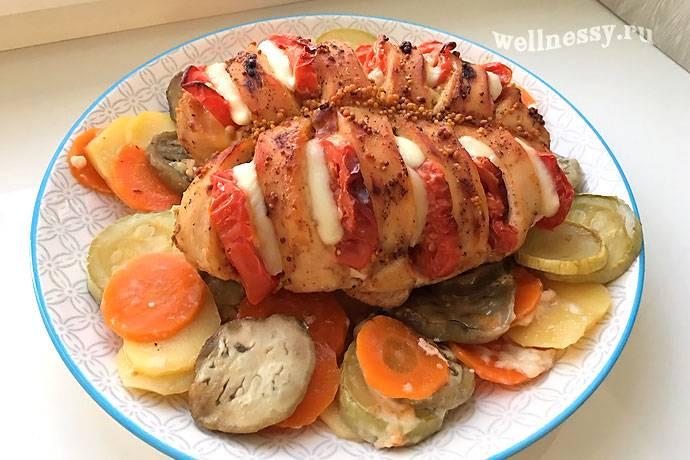 Куриная грудка в фольге в духовке. пошаговый рецепт с фото • кушать нет
