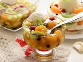 Десерт-желе «для любимых»