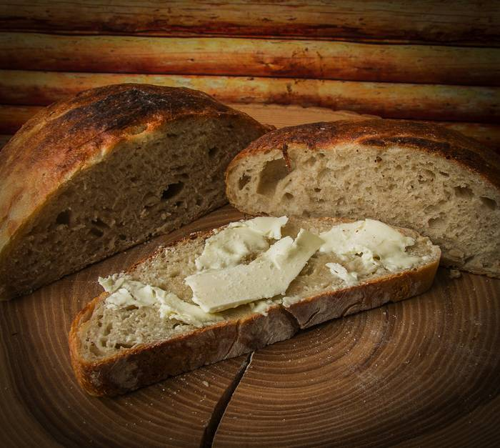 Домашний заливной хлеб на сухих дрожжах в духовке – вкусный и ароматный