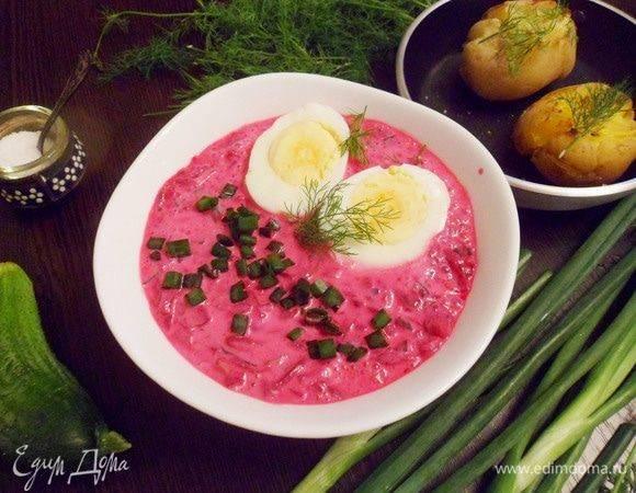 Эстонский пивной суп