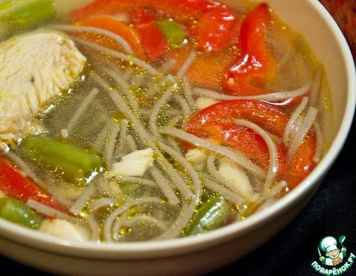 Суп лапша с курицей рецепт с фото  как правильно и вкусно сварить лапшичный суп на бульоне из лапши с курицей