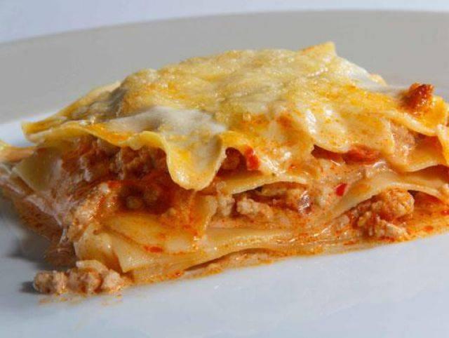 Домашняя лазанья (простой рецепт) - пошаговый рецепт с фото на повар.ру