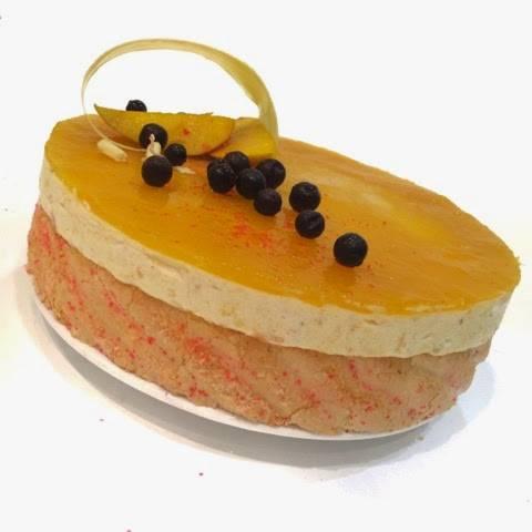 Экзотические десерты из манго