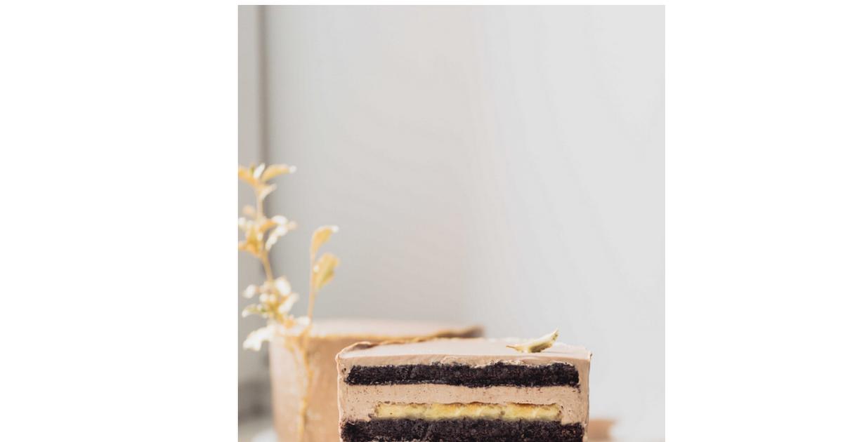 Торт «банановый остров»